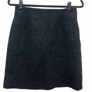 Ralph Lauren Purple Label Wool Skirt